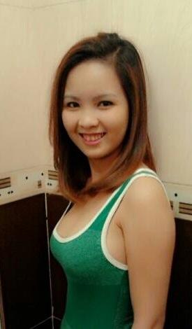 いつも前向きなベトナム女性20代