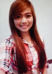 物静かなフィリピン女性20代