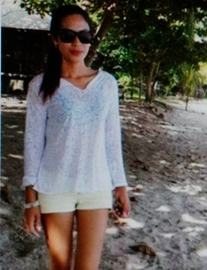 小柄でキュートなフィリピン女性20代