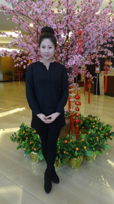 色っぽい大人の中国女性30代