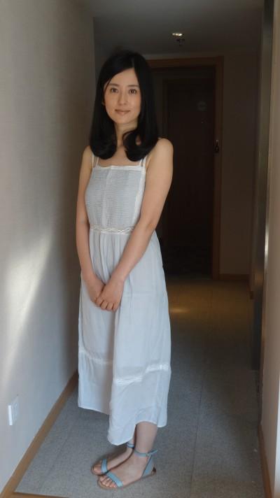 日本滞在経験が有る中国女性30代
