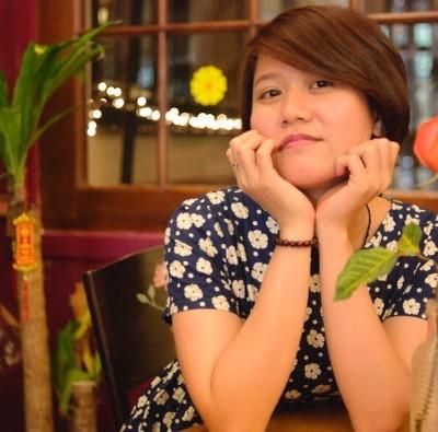 清純なベトナム女性20代