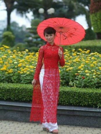 美人ベトナム女性20代