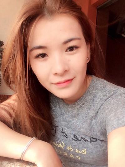 キュートなベトナム女性20代