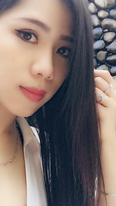 知的なベトナム女性20代