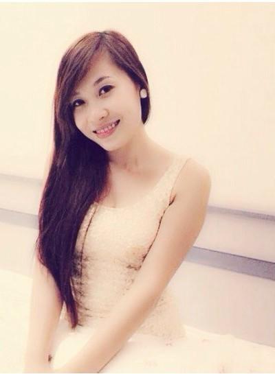 魅力的なベトナム女性30代