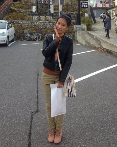 日本滞在経験ありのベトナム女性20代