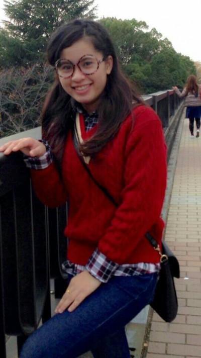 明るくて可愛い在日ベトナム女性20代