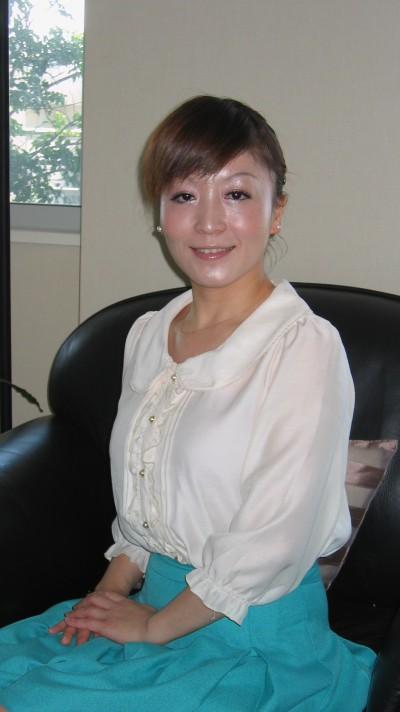 品格のある在日中国女性30代