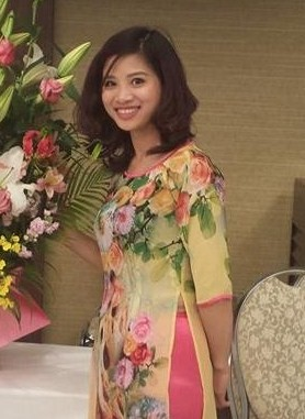美しい在日ベトナム女性20代