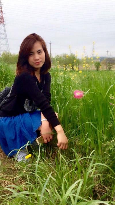 日本料理が大好きな在日ベトナム女性20代