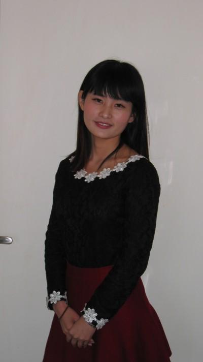純情な在日中国女性20代