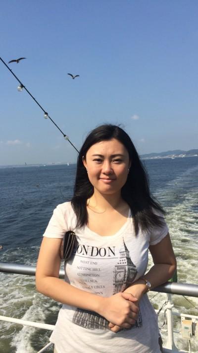 常識のある在日中国女性20代