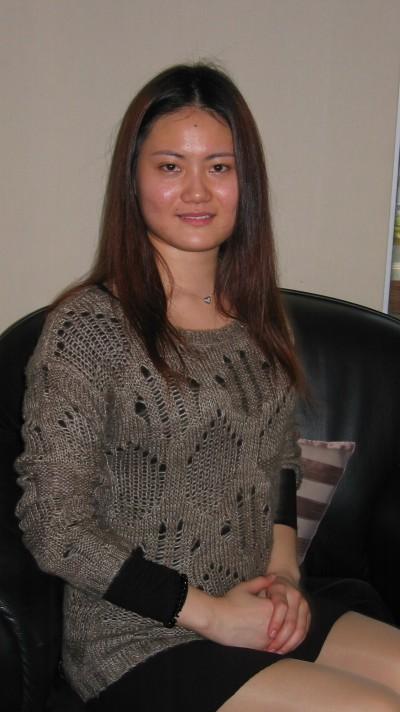 素直で可愛い在日中国女性20代