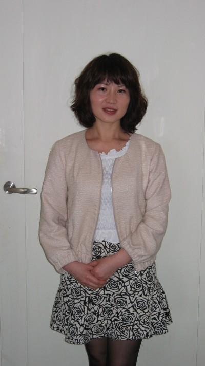 魅力的な在日中国女性40代