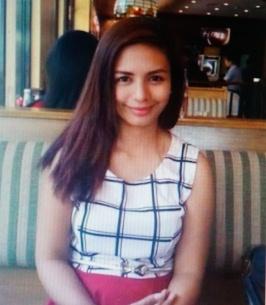 家庭的なフイリピン女性20代