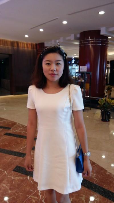 お嫁さんにしたい中国女性20代