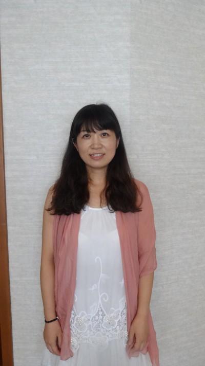 岐阜県に研修経験のある中国女性30代