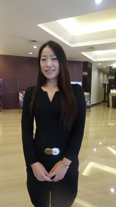 料理の好きな中国女性30代