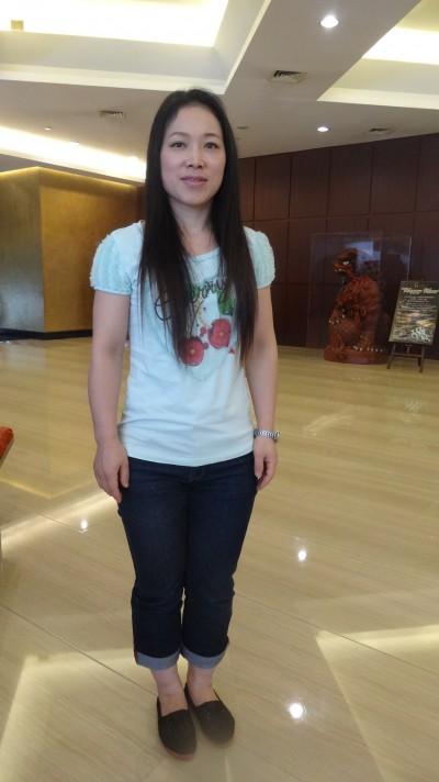 栃木県に研修経験のある中国女性30代