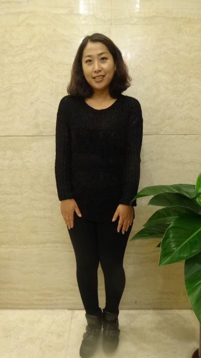 日本で生活経験がある中国人女性30代