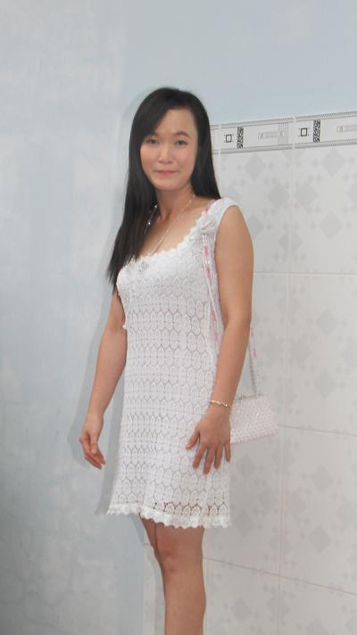 おおらかなベトナム女性30代