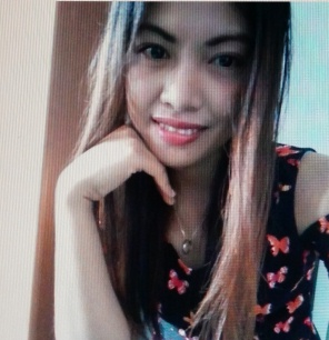 シンプルなフイリピン女性20代