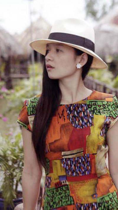 おしゃれでキュートなベトナム女性30代