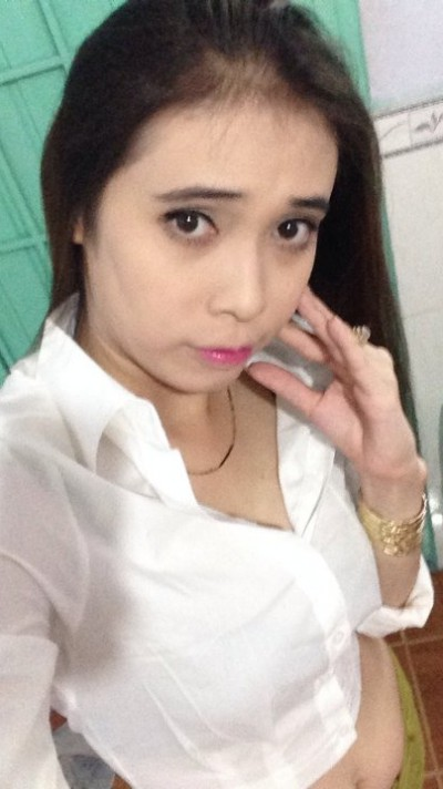 明るくて優しいベトナム人女性20代