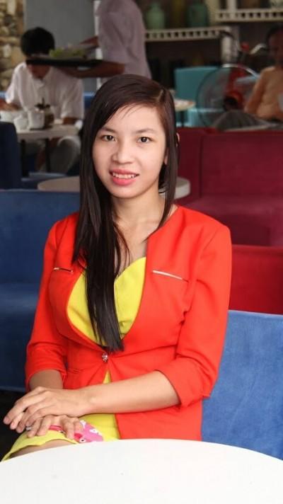 素直なベトナム女性20代