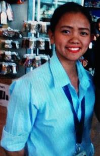 謙虚でシンプルなフィリピン女性20代