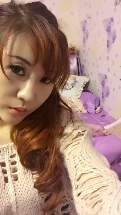 おしゃれな中国女性30代