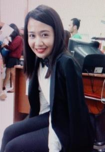 笑顔が可愛いフィリピン女性20代