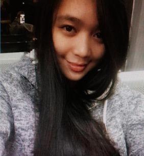 くよくよしない前向きなフィリピン女性20代