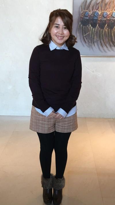 四川省成都出身の中国女性20代