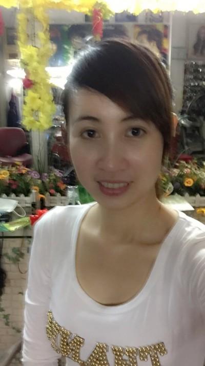 スタイル抜群のベトナム女性30代