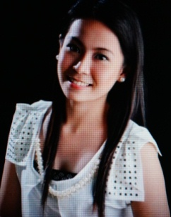 美しいフィリピン女性20代