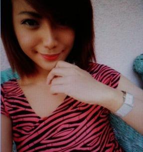 大柄でグラマーなフィリピン女性20代