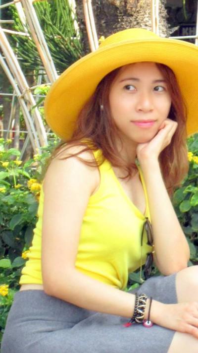子供が好きなベトナム女性20代