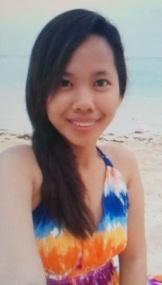 シンプルで飾らない優しいフィリピン女性20代