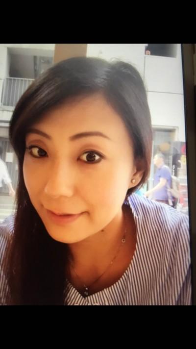 明るくて正直な在日中国人女性30代