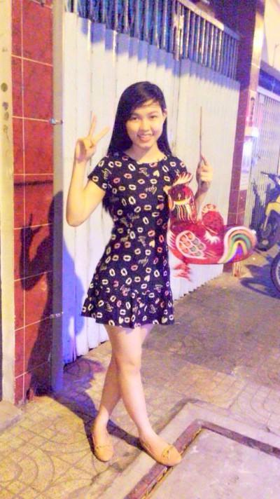 思いやりのある優しい在日ベトナム女性20代
