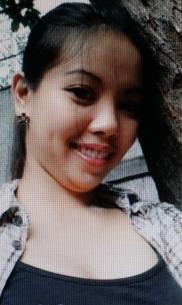 シンプルで、可愛いフィリピン女性20代