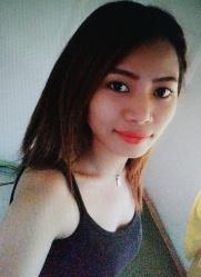 自分の運命は自分で切り開くフィリピン女性20代