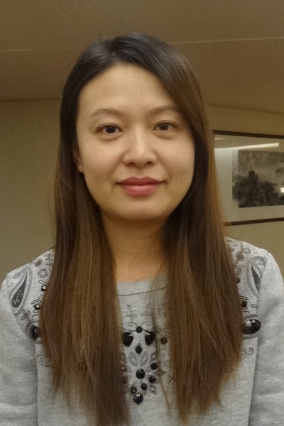 明るくて優しい中国女性20代