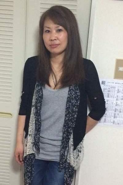 健康的で決断力の有る中国女性30代