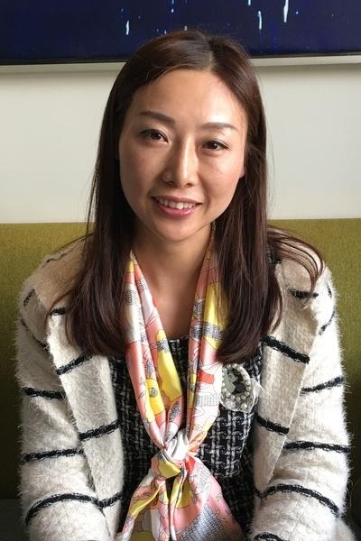 品格のあるお洒落な大人の中国女性40代