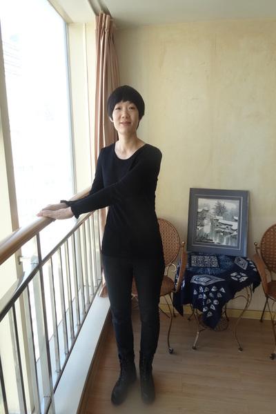 日本に研修経験のある中国女性30代