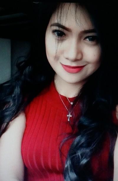 セクシーな在日フィリピン女性20代