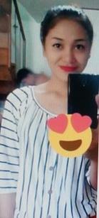 人生の悪い時も良い時も変わらず愛してほしいフィリピン女性20代
